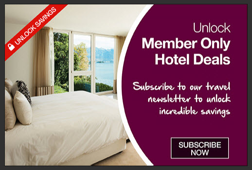 Hotel Accommodation Banners Economy Banners